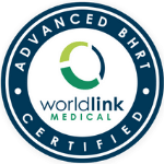 Steve Goldring Worldlink Medical ABHRT Certification Seal