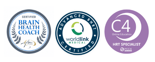 Steve Goldring Certification Seals