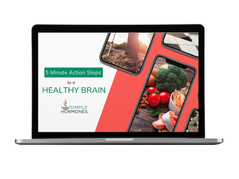 Dr Steven Rabin 5 Minute Action Steps to a HEALTHY BRAIN
